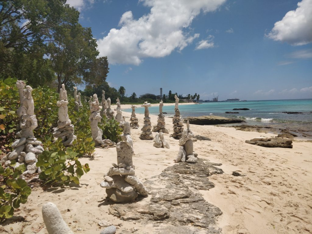 Plaża Batts Rock na Barbadosie