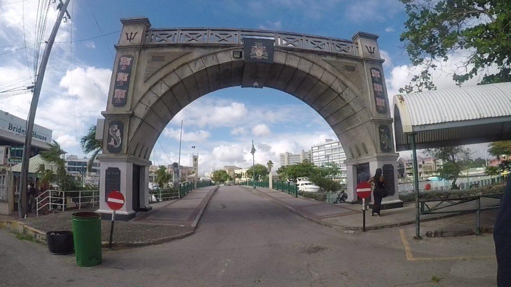 Łuk Niepodległości w Bridgetown