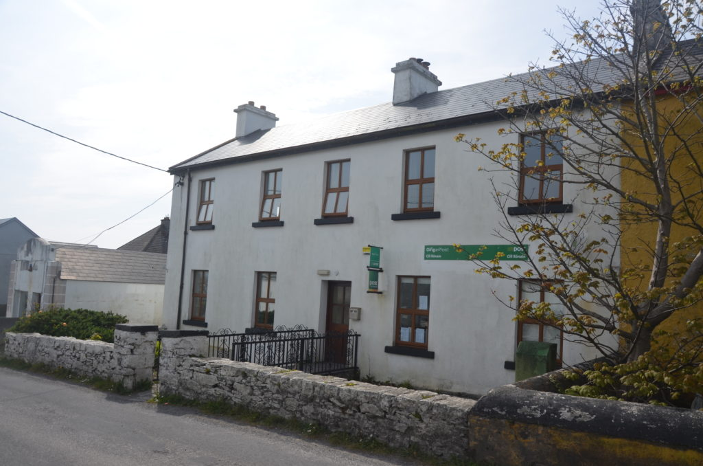 Poczta w Inishmore