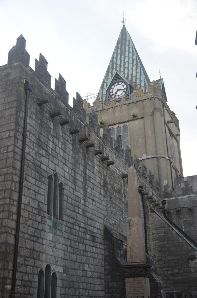 Wieża katedry w Galway