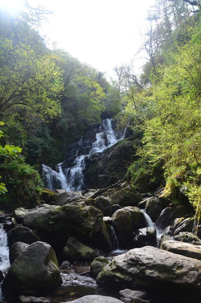 Wodospad Torc, Park Narodowy Killarney