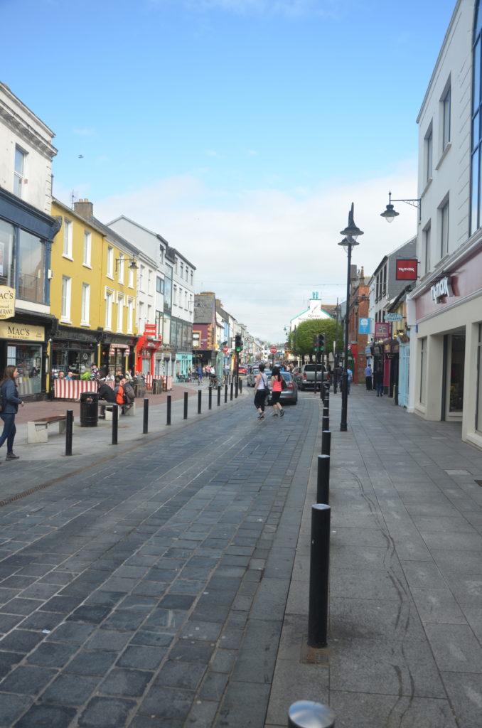 Główna ulica w Killarney