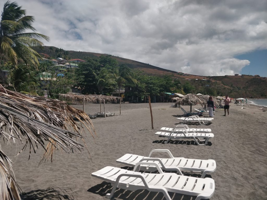 Mero Beach na Dominice
