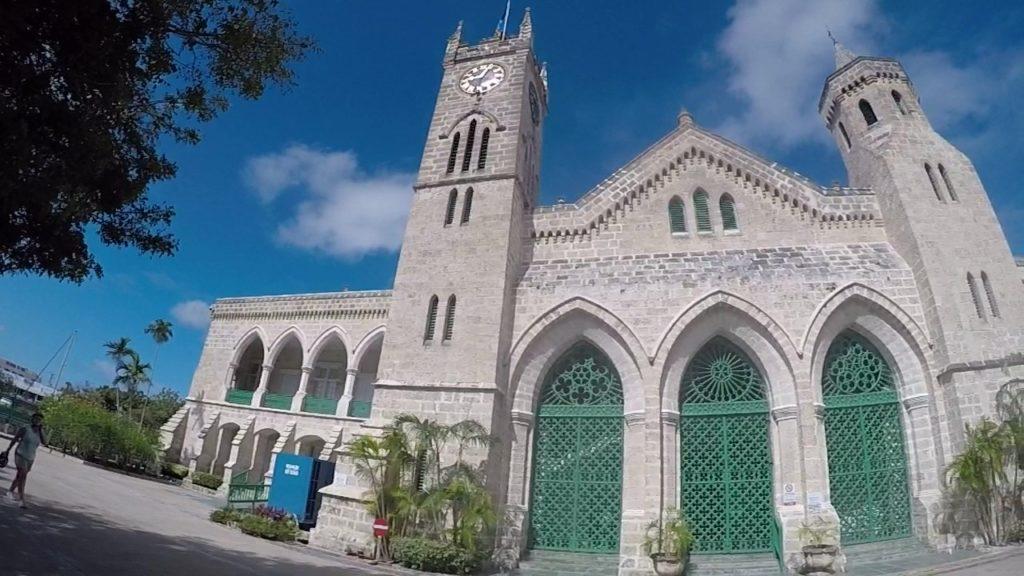 Parlament w Bridgetown