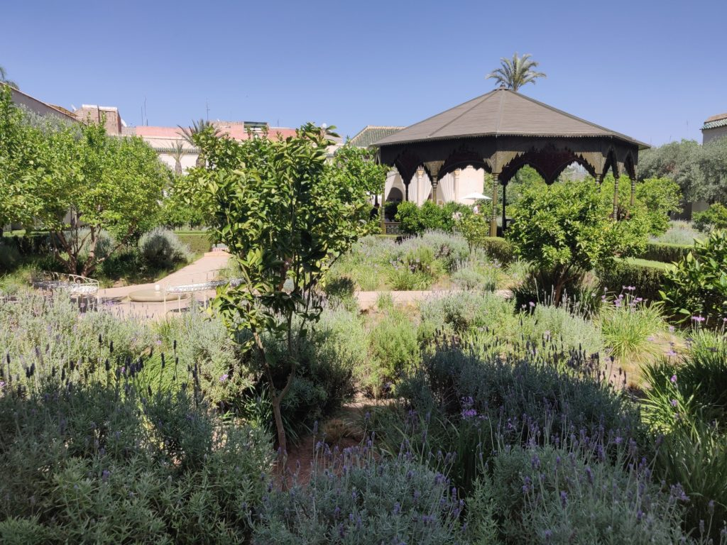 Piękny El Jardin Secret