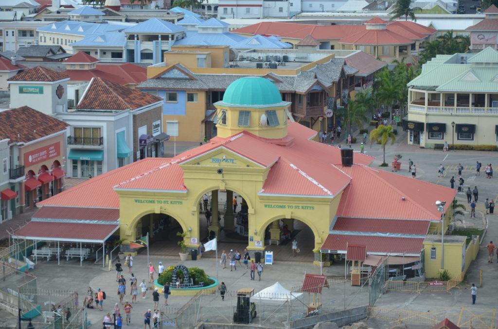 Port w Basseterre