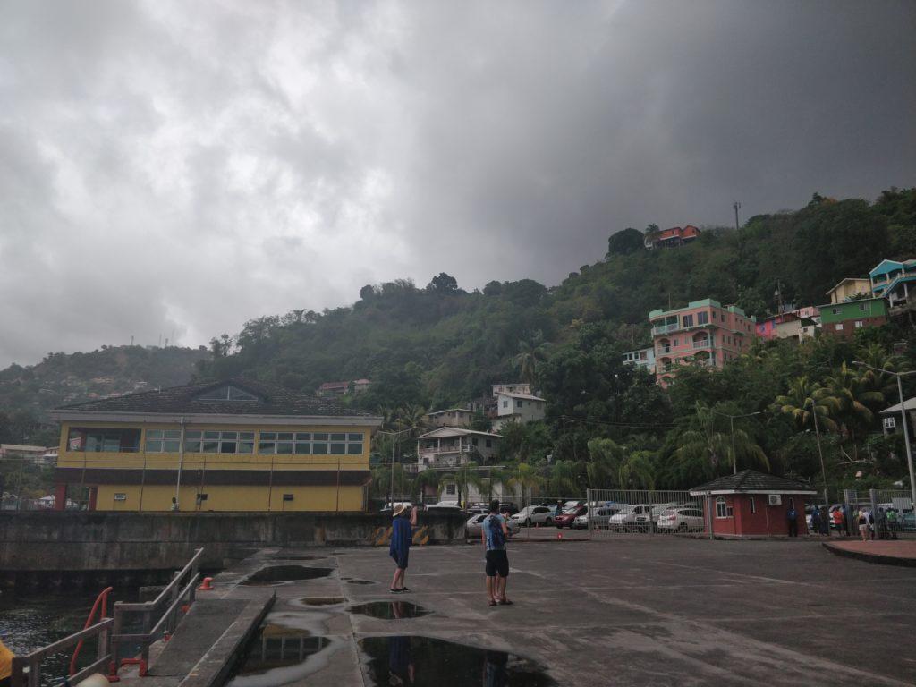 Port w St. Vincent