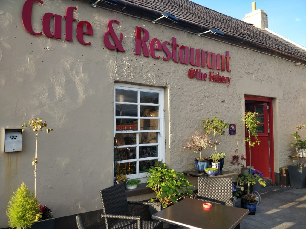 Restauracja w Killorglin