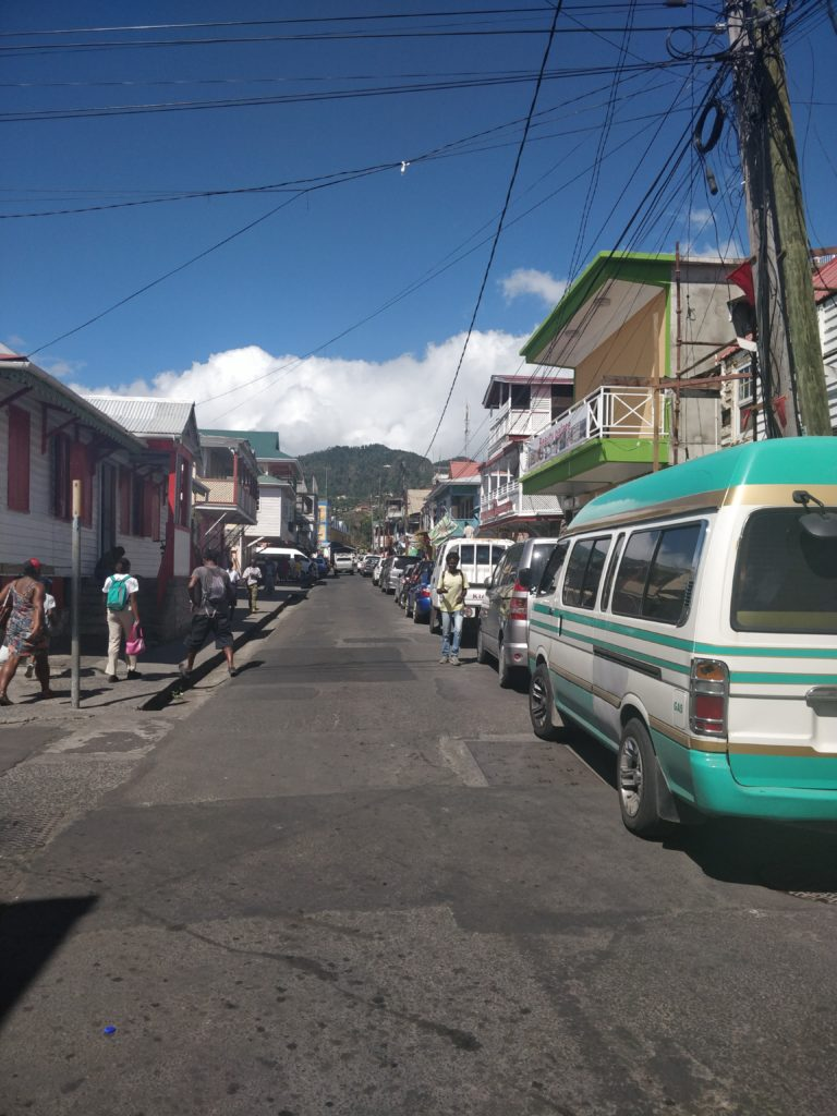 Roseau, Dominika