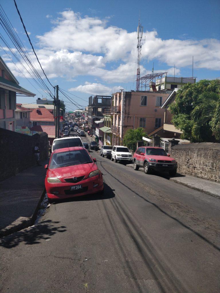Ulice Roseau, Dominika