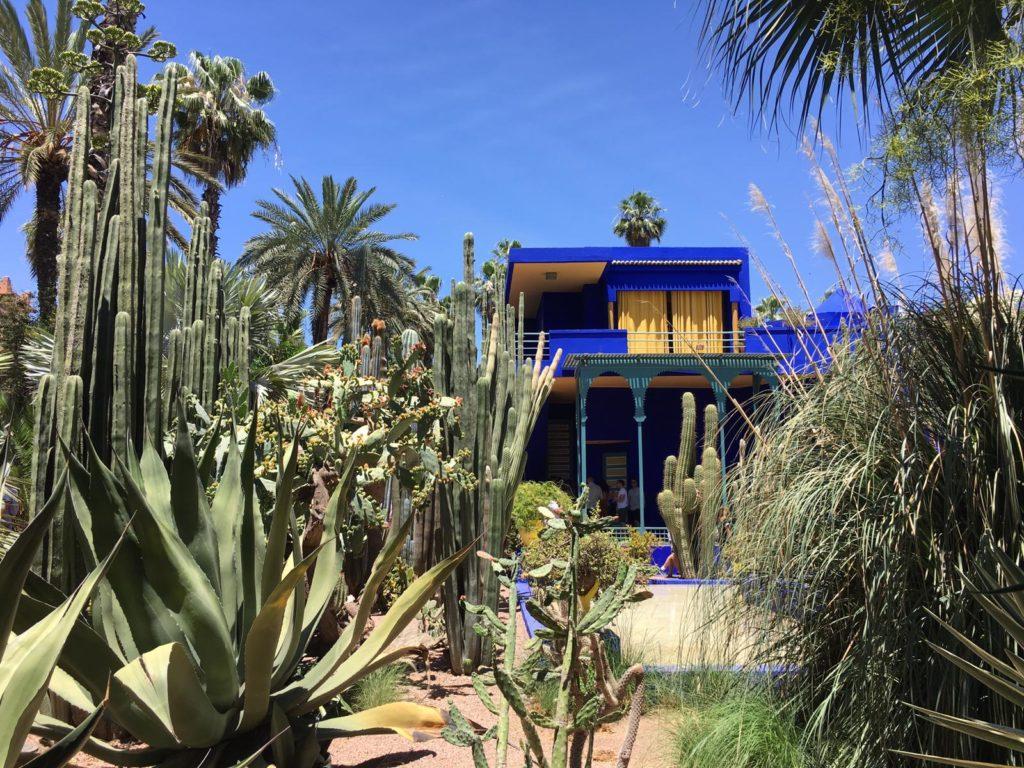 Villa w Jardin Mejorelle
