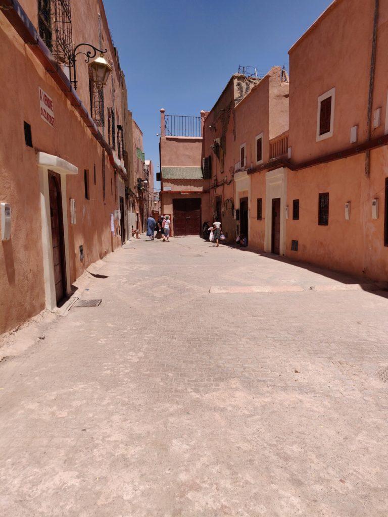 Ulice Marakeszu