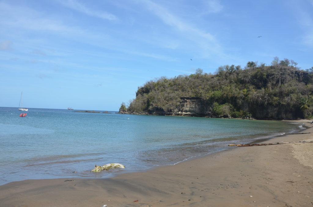 Zatoka w Anse La Raye