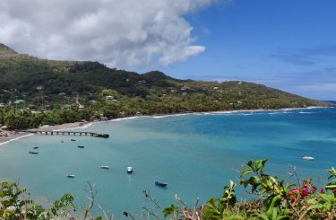 Zatoka w Grenadzie