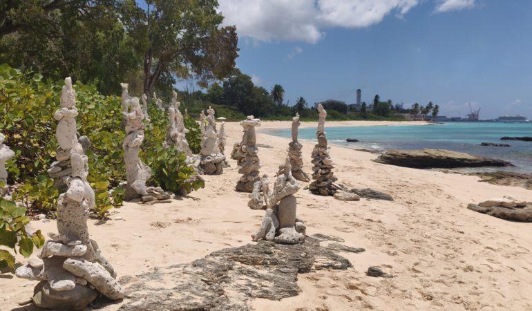 Barbados Rock Bay
