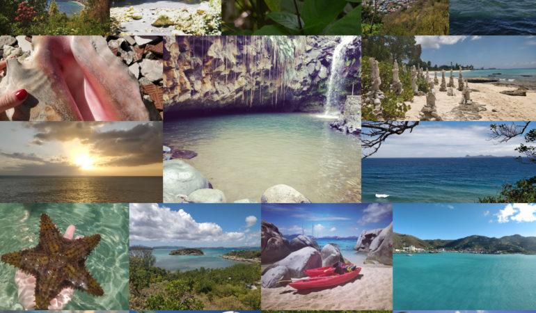 Karaiby mix zdjęć