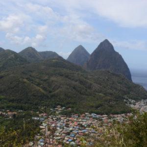 Saint Lucia - wyspa o wielu obliczach
