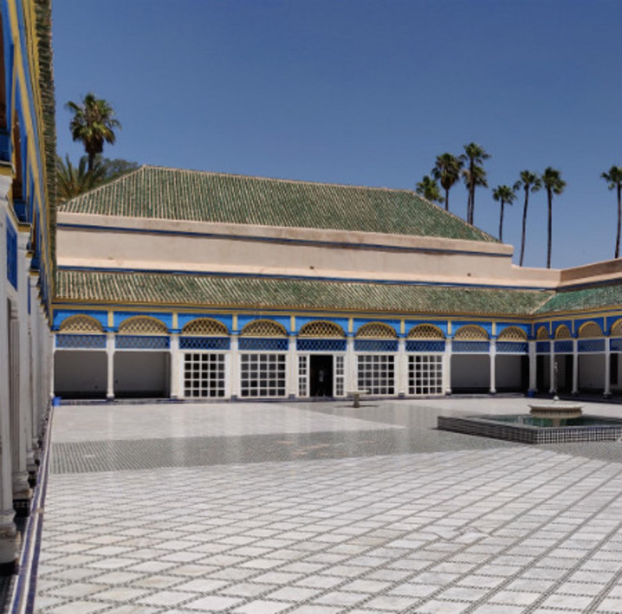 Bezpieczeństwo w Marrakeszu
