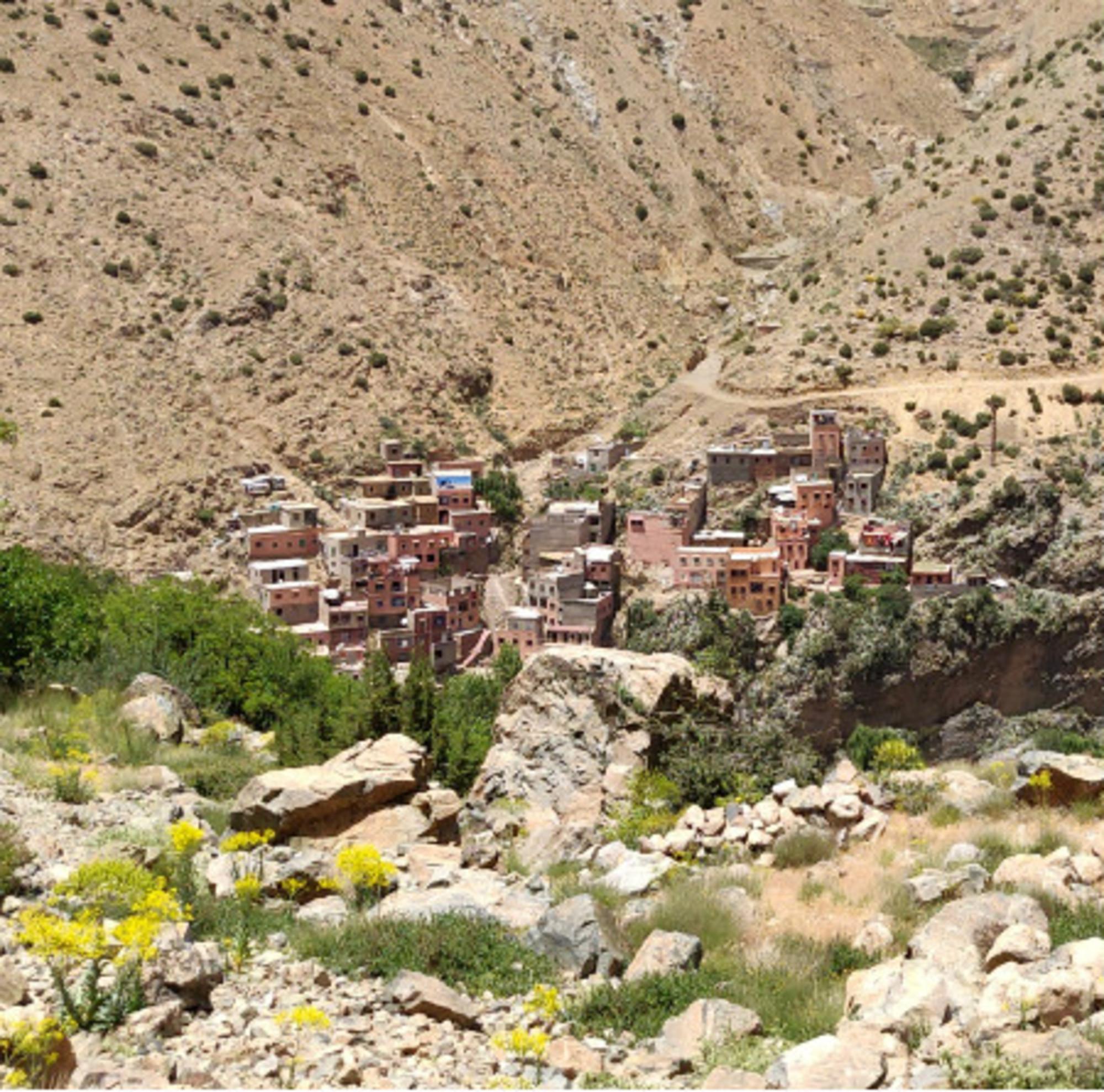 Dolina Ourika - jednodniowy wypad z Marrakeszu