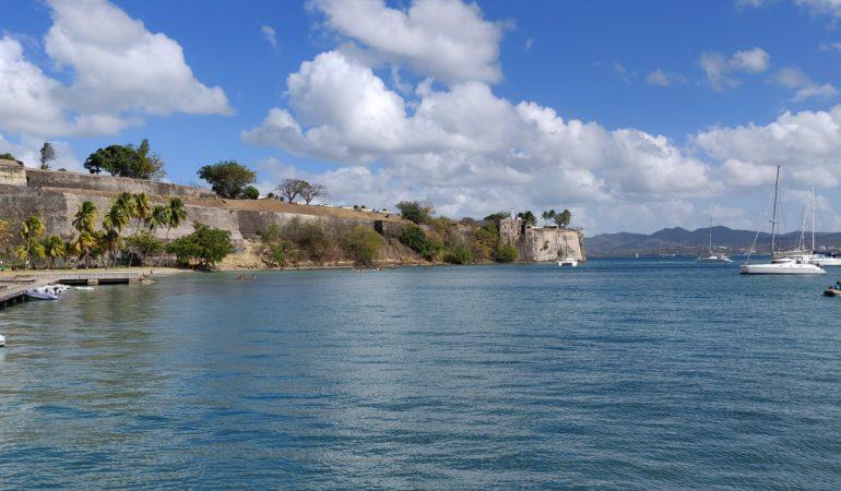 Martynika port