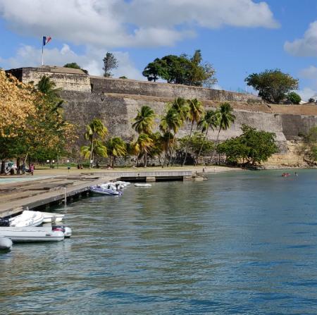 Jeden dzień na karaibskiej Martynice
