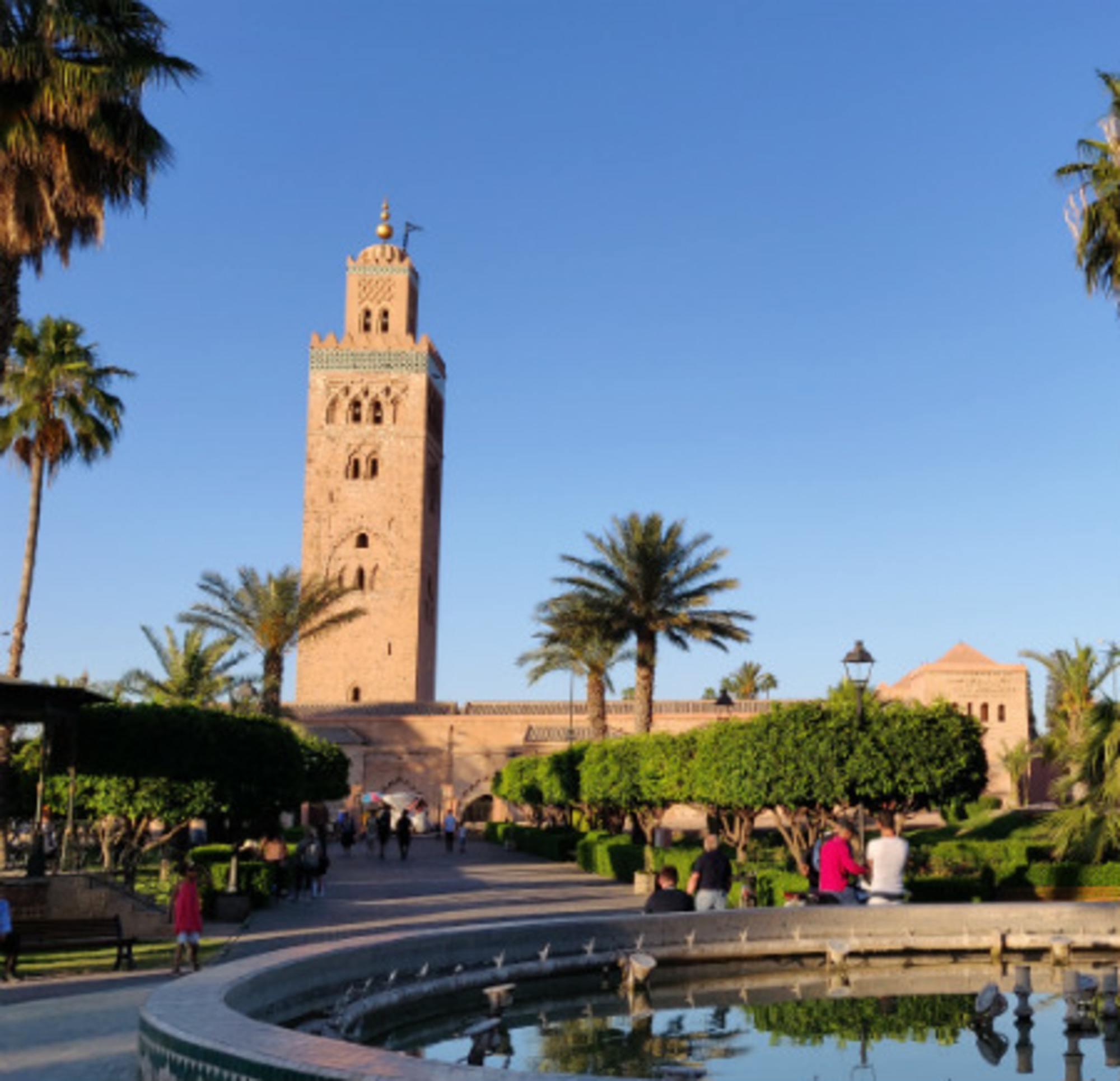 Ramadan i podróż do Marrakeszu