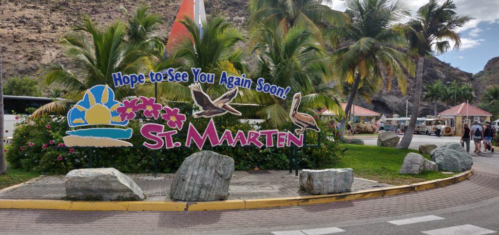 Wyspa Saint Maarten