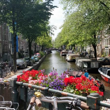 Amsterdam - miasto sztuki i miasto grzechu