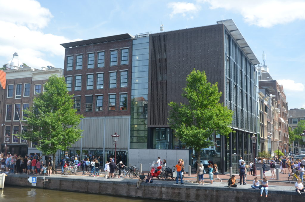 Dom Anny Frank Amsterdam