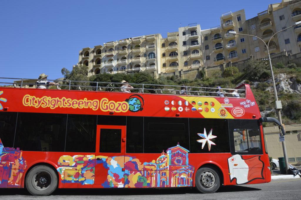 Hop On Gozo