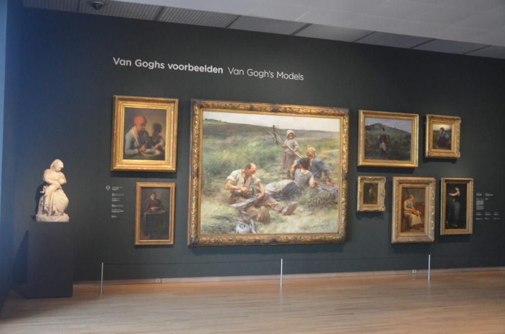 Muzeum Van Gogha Amsterdam