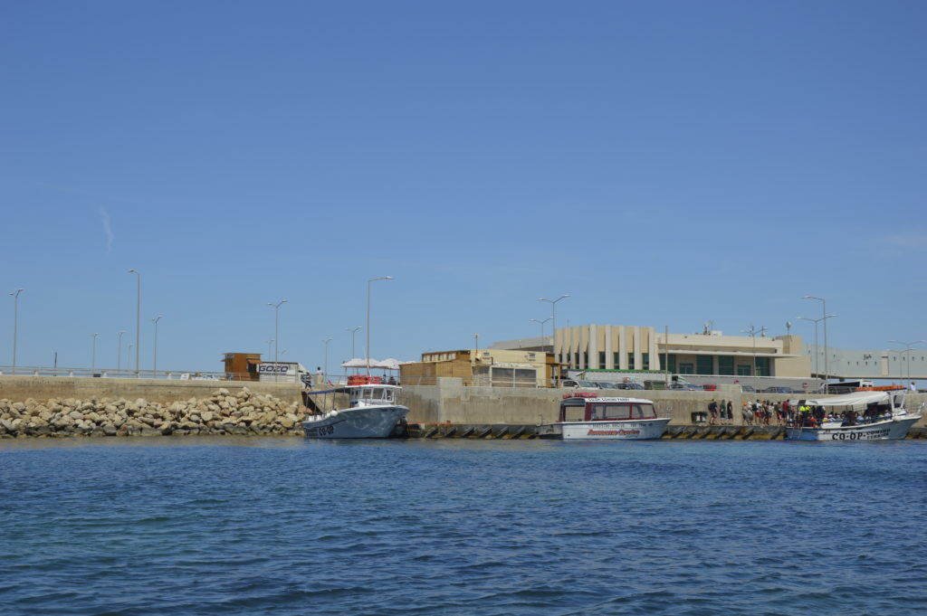 Port w Cirkewwa