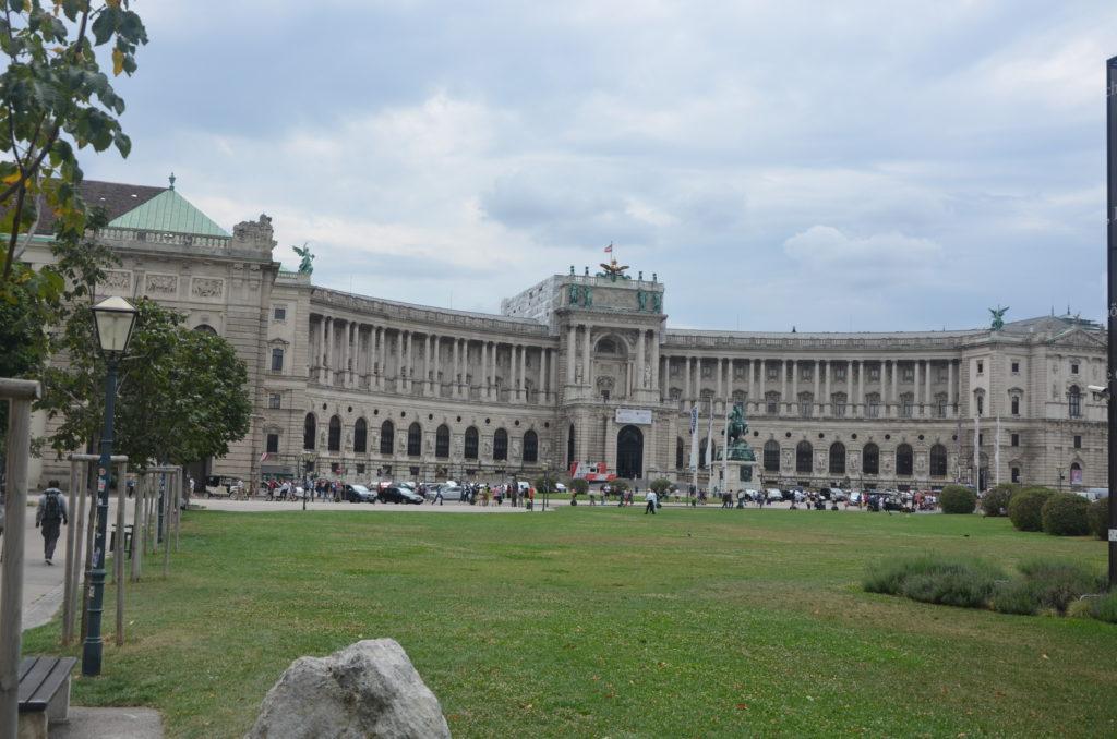 Hofburg Wiedeń