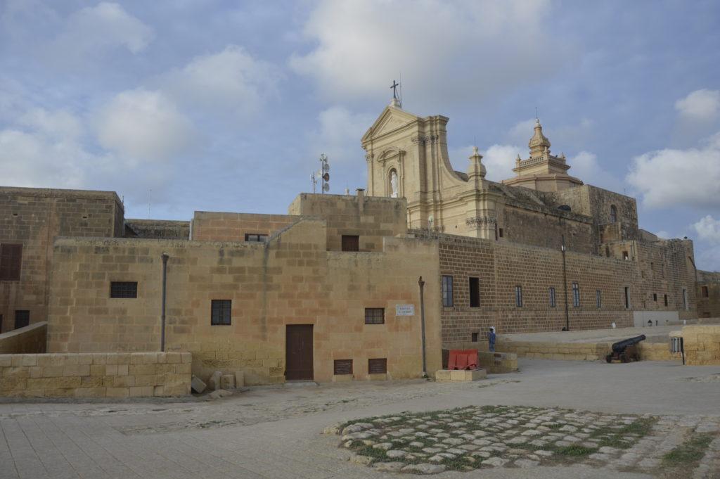 Katedra na Gozo