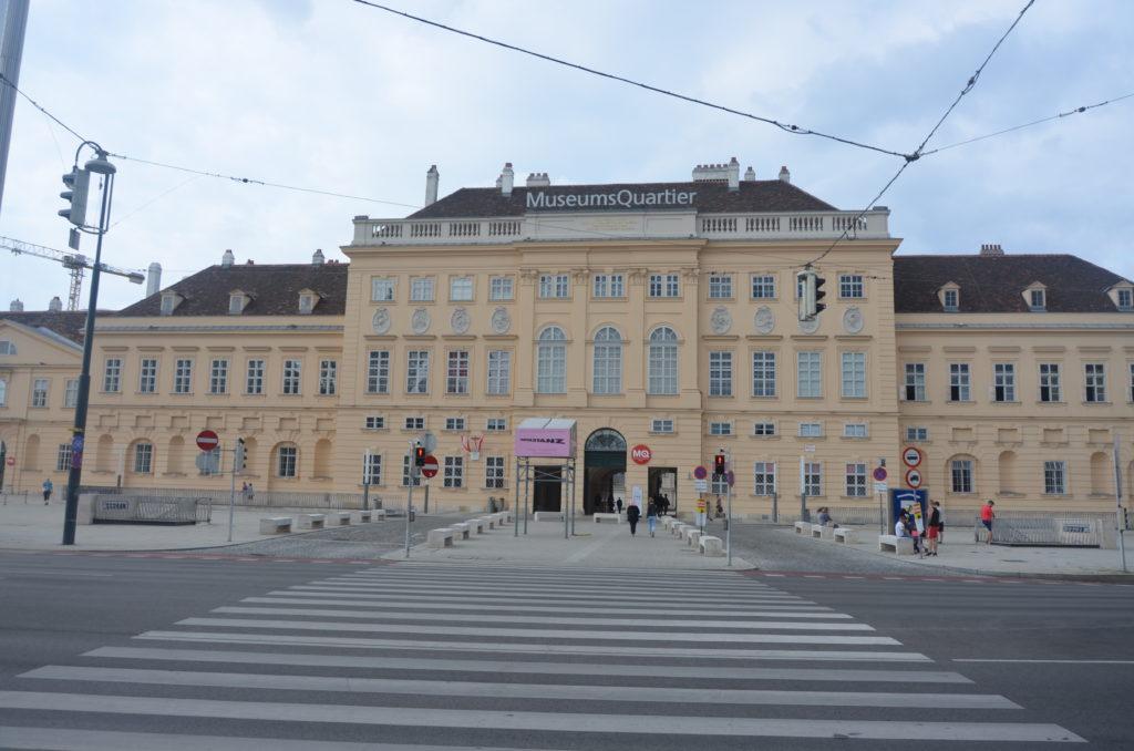 MuseumQuartier Wiedeń