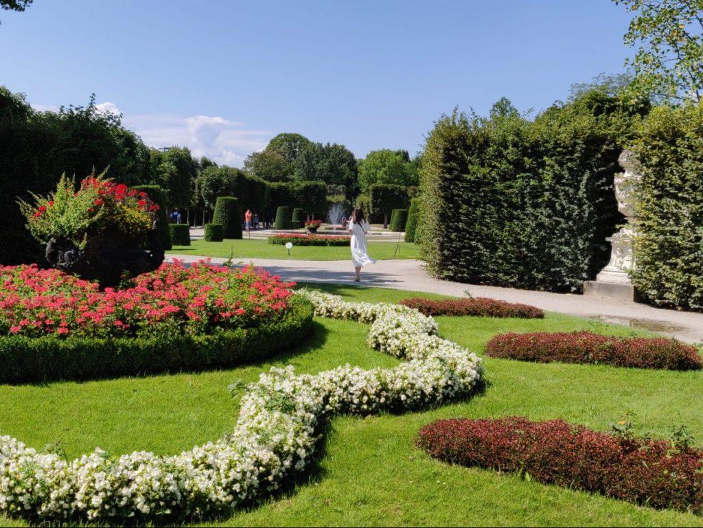 Ogrody w Wiedniu