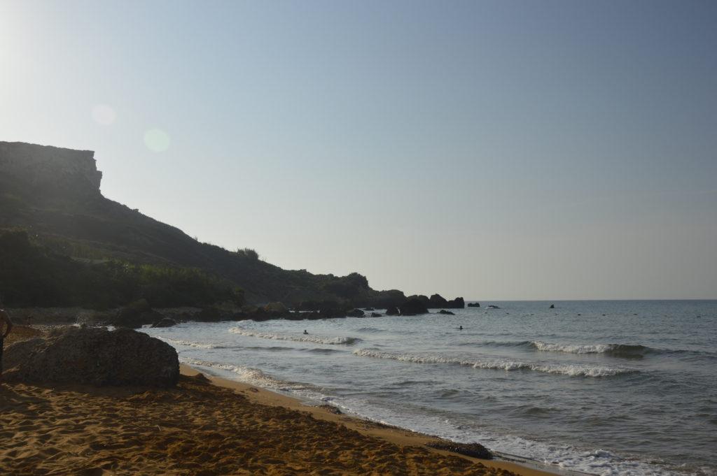 Plaża San Blas