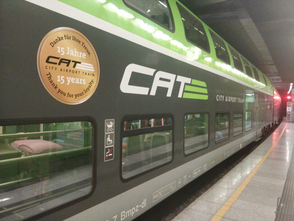 Szybki pociąg CAT