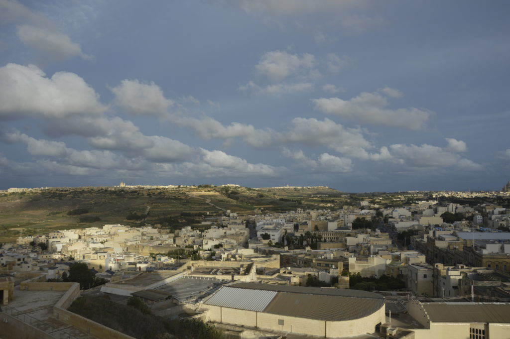 Cytadela na Gozo
