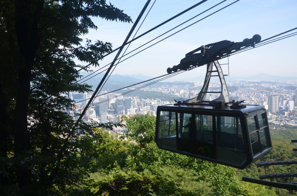 Cable Car Seul