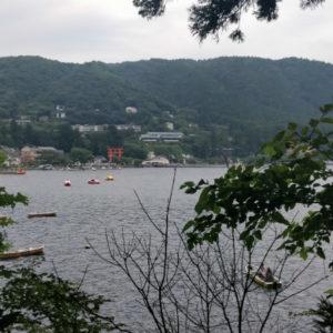 Hakone - pomysł na jednodniowy wypad z Tokio