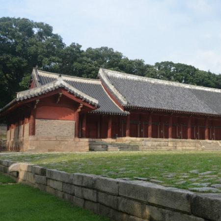 Świątynia Jongmyo w Seulu - miejsce, które zrobiło na mnie ogromne wrażenie