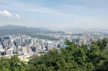 Korea panorama