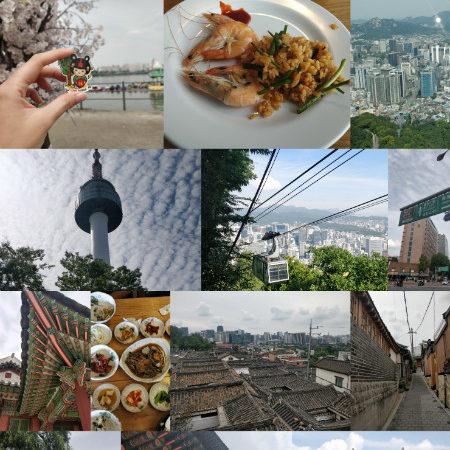 Wirtualny spacer po Seulu