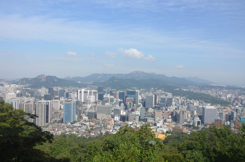 Panorama Seulu