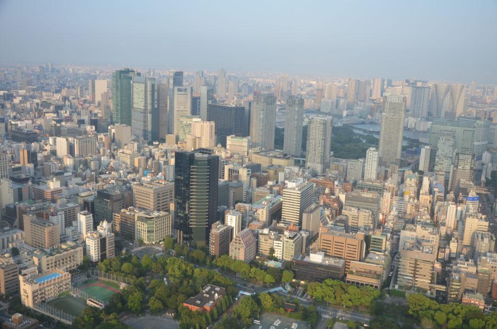 Panorama Tokio