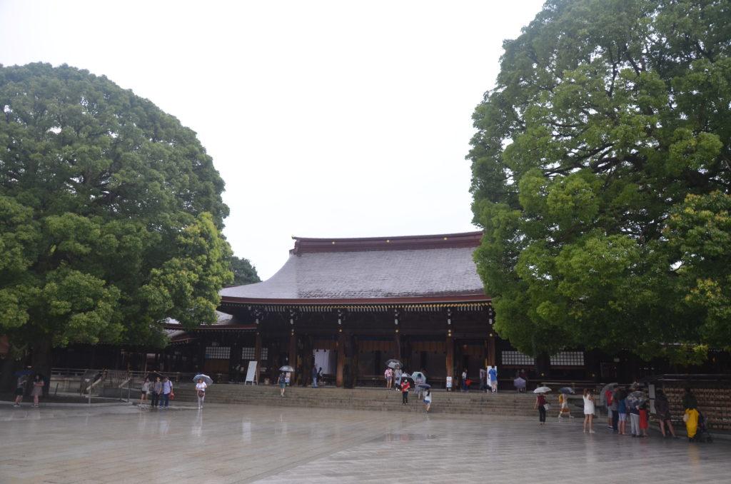 Park Yoyogi Tokio