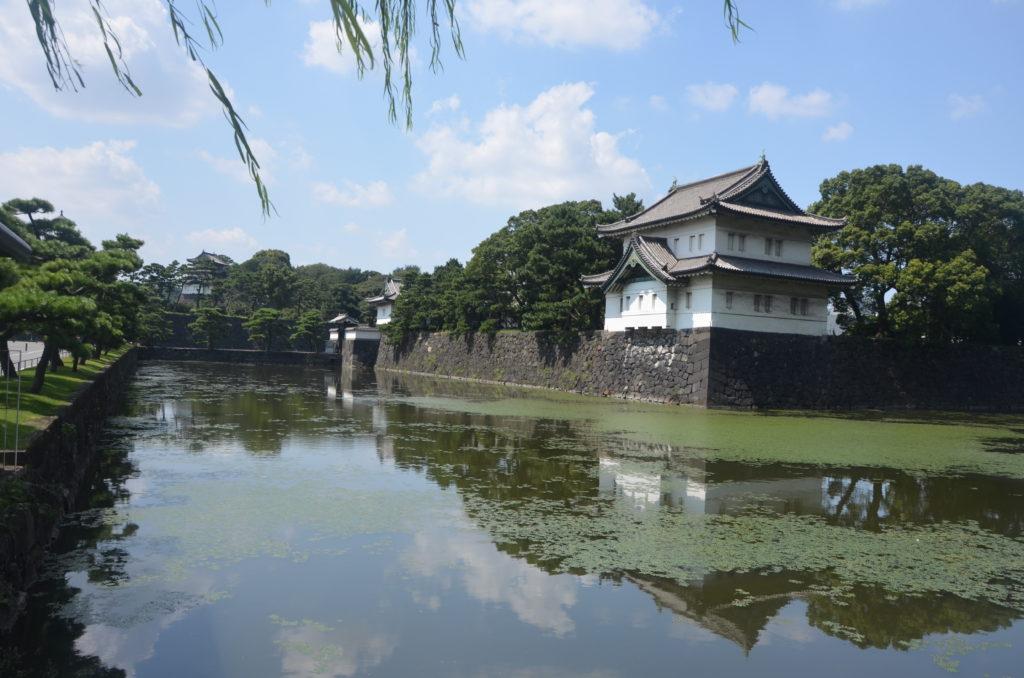 Tokio Pałac Cesarski