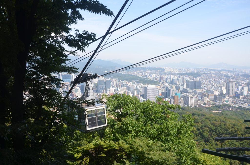 Wieża N Seul
