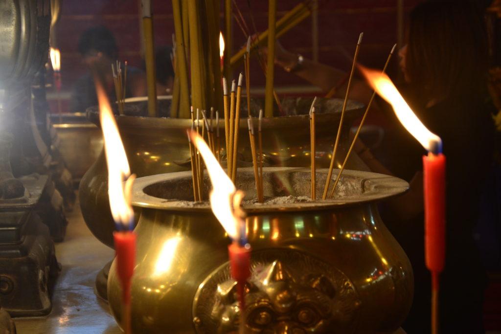 Świątynia Man Mo